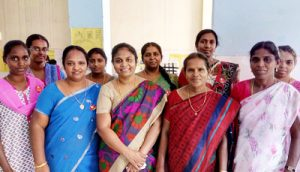Promise meeting for woman @ At our office